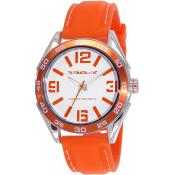 Montre RG512 Cuir Orange Blanche G72089-211