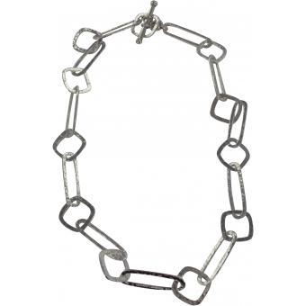 Collier et pendentif Ubu 101-31-MA - Collier et pendentif Argent géométrique Femme - Ubu