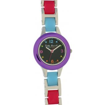 Montre Little Marcel LM04BKVLM - Montre Acier Multicolore