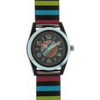 Montre Little Marcel LM11BLPUB - Montre Ronde Multicolore