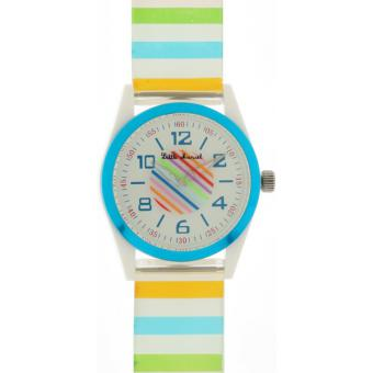 Montre Little Marcel LM11NVPUW - Montre Ronde Multicolore