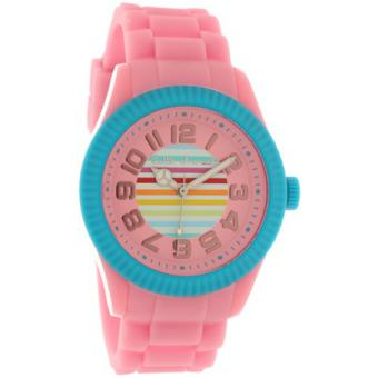 Montre Little Marcel LM38PKSN - Montre Ronde Rose Femme