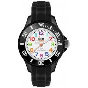 Ice Watch - Montre Ice-Watch noire Ice Mini mini (32mm) - Montre Ice Watch en Promo