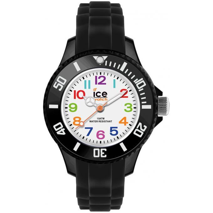 Montre Ice-Watch noire Ice Mini  mini (32mm)