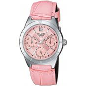 Montre Casio Dateur Rose LTP-2069L-4AVEF - Casio