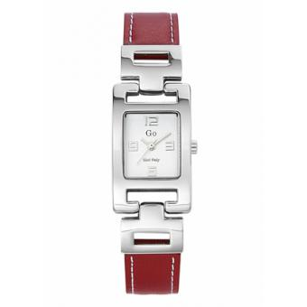 Montre Go Girl Only 696814 - Montre Cuir Rouge Femme