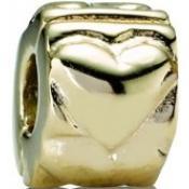 Charms Pandora Clip Coeurs Palpitants 750243