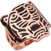 Bague Kenzo Bijoux Rose Tigre Classe 70216070115