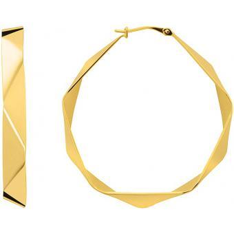 Boucles d'oreilles Kenzo 70212560100000 - Boucles d'oreilles Raffinées Fashion Dorées Raffinées Fashion Dorées - Kenzo - Kenzo