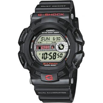 Casio - Montre Casio G-Shock Master of G G-9100-1ER Homme - Montre casio etanche