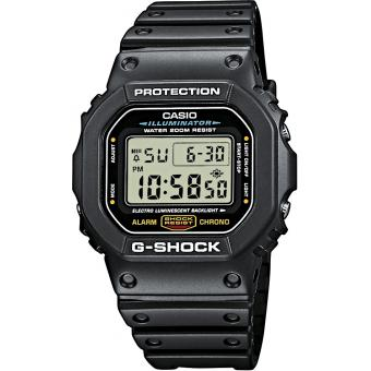 Casio - Montre Casio G-Shock Master of G DW-5600E-1VER Homme - Montre casio etanche