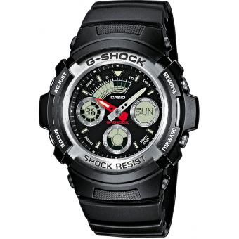 Casio - Montre Casio G-Shock Master of G AW-590-1AER Mixte - Montre casio etanche