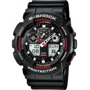 Casio - Montre Casio G-Shock Master of G GA-100-1A4ER Mixte - Montre