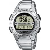 Montre Casio Acier Casio Collection W-756D-7AVES - Homme