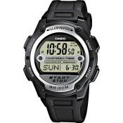 Montre Casio Résine Casio Collection W-756-1AVES - Homme