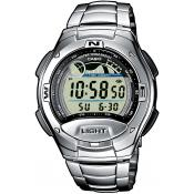 Montre Casio Acier Casio Collection W-753D-1AVES - Homme