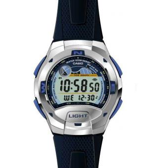 Montre Casio Résine Casio Collection W-753-2AVES - Homme