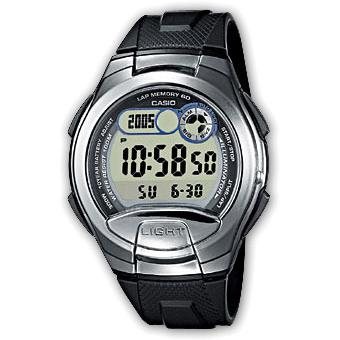 Montre Casio Résine Casio Collection W-752-1AVES - Homme