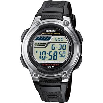 Montre Casio Résine Casio Collection W-212H-1AVES - Homme