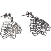 Boucles d'oreilles Argent Indiens Originales - L by L'Avare