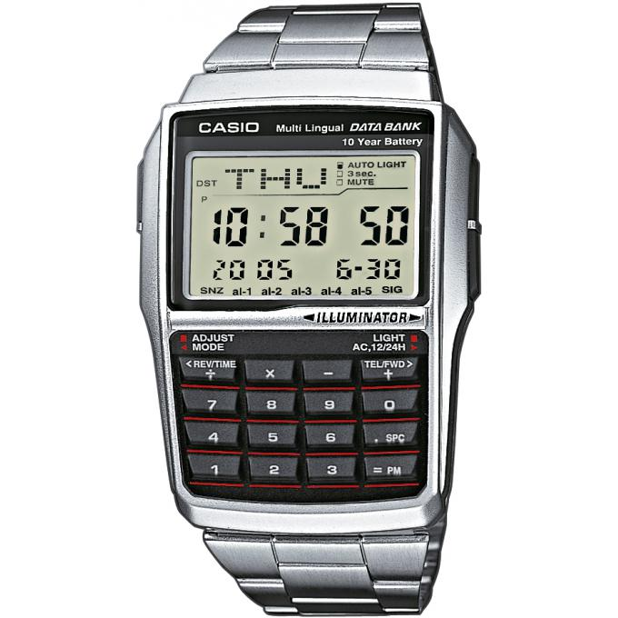 Montre Casio Acier Casio Collection DBC-32D-1AES - Homme