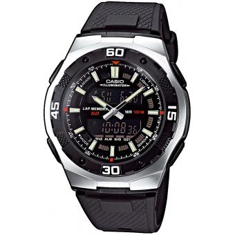 Montre Casio Résine Casio Collection AQ-164W-1AVES - Homme