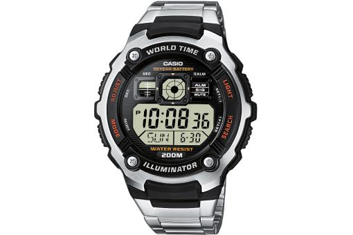 Montre Casio Acier Casio Collection AE-2000WD-1AVEF - Homme