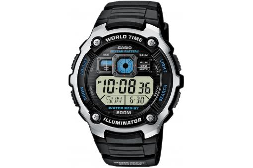 Montre Casio Résine Casio Collection AE-2000W-1AVEF - Homme