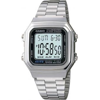 Montre Casio Acier Casio Collection A178WEA-1AES - Homme