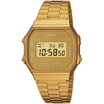Montre Casio Acier Casio Collection A168WG-9BWEF - Mixte
