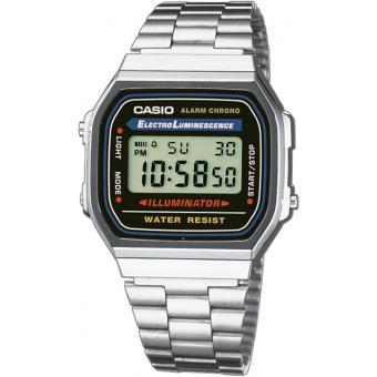 Montre Casio Acier Casio Collection A168WA-1YES - Homme