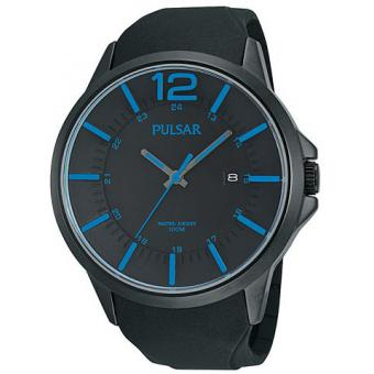 Montre Pulsar PS9247X1 - Montre Simple Bicolore Mode Homme