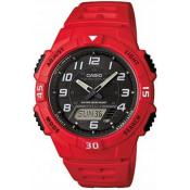 Casio - Montre Casio Collection AQ-S800W-4BVEF - Montre Rouge Homme