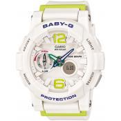 Montre Casio Baby-G Blanche BGA-180-7B2ER - Casio