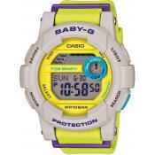 Montre Casio Baby-G Jaune BGD-180-3ER