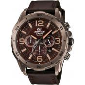 Casio - Montre Casio EFR-538L-5AVUEF - Montre Marron