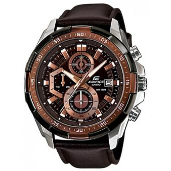 Montre Casio EFR-539L-5AVUEF - Montre Edifice Marron Homme