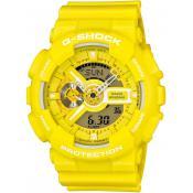 Montre Casio G-Shock Jaune GA-110BC-9AER