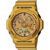 Montre Casio G-Shock Multifonction GA-300GD-9AER - Or