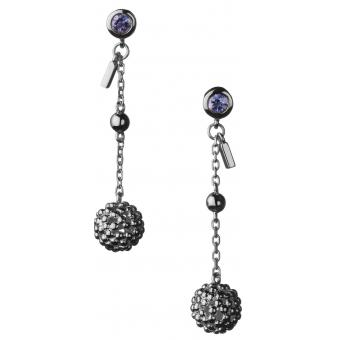 Boucles d'oreilles Links of London Effervescence 5040.1462 - Boucles d'oreilles Pendantes Argent