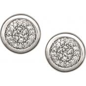 Boucles d'oreilles Links of London Diamond Essentials 5040.226 - Boucles d'oreilles Brillant