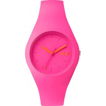 Montre Ice Watch ICE.CW.NPK.U.S.14 - Montre Chamallow Neon Pink Femme