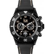 Montre Ice Watch Chrono Drift Noir Beige CH.BBG.B.S.14