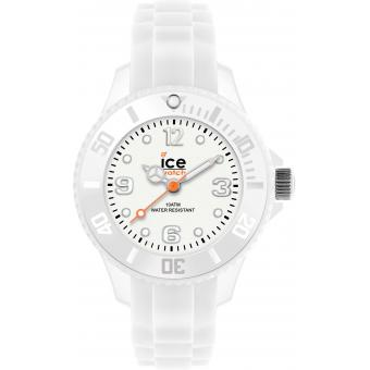 Montre Ice Watch SI.WE.M.S.13 - Montre Ice Forever Blanche