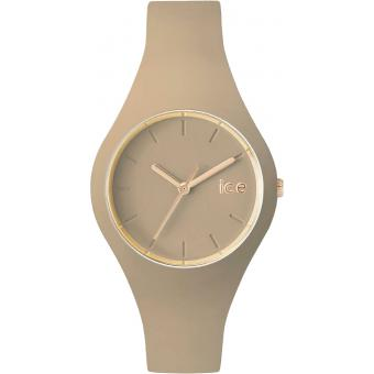 Montre Ice Watch ICE.GL.CAR.S.S.14 - Montre Kaki Pastel Forest Glam Small Mixte