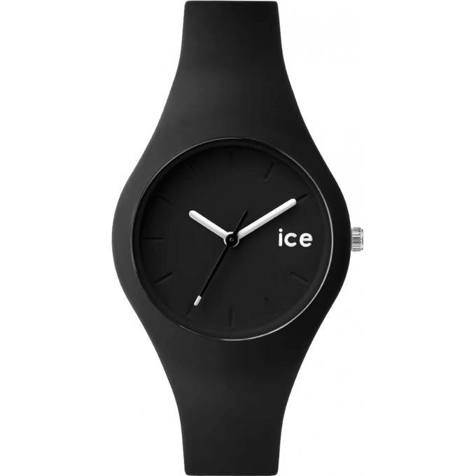 montre ice watch homme noir. Black Bedroom Furniture Sets. Home Design Ideas