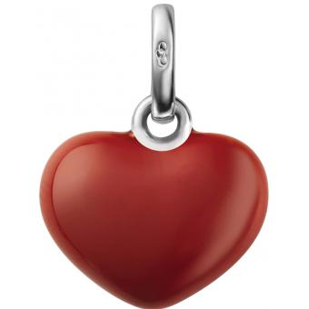 Charms Links of London Love 5030.0339 - Charms Coeur Rouge