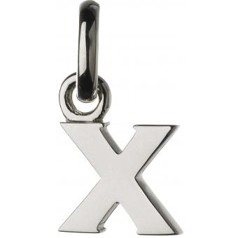 Charms Links of London Alphabet 5030.1117 - Charms Lettre X Argent