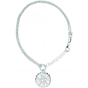 Bracelet Links of London Dreamcatcher 5010.253 - Bracelet Argent Femme