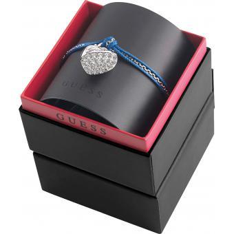 Bracelet Guess bijoux UBS51405 - Bracelet Pavé Métal Argenté